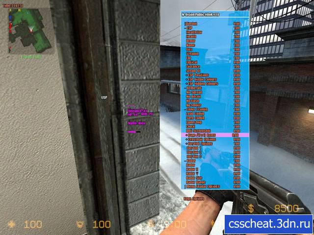 Pubh0ok 1.8 для CSS v34